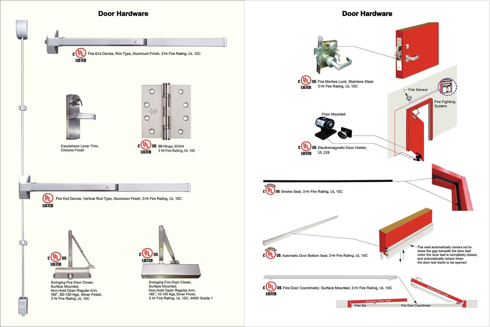 Fire Doors Amp Accessories Adroittech Bangladesh